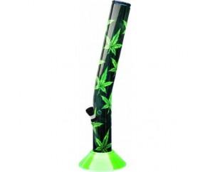 Bong WeedLeaf Green
