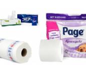 Tissues, Toilet-, Keukenpapier