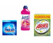 Was-, Vaatwasmiddelen