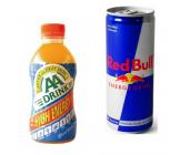 Energie-,Sportdranken