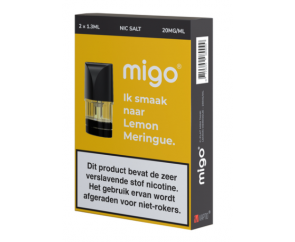 Migo Pods Lemon Meringue