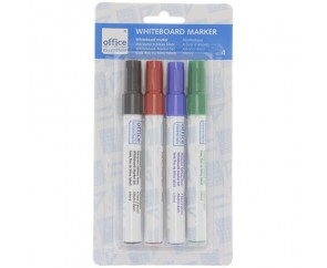 Office Essentials Whiteboard Markers