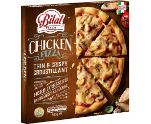 Bilal Pizza Chicken