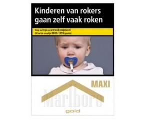 Marlboro Gold Maxi