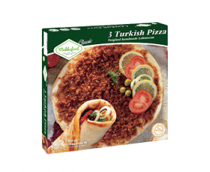 Mekkafood Turkse Pizza