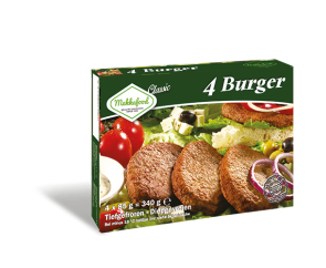 Mekkafood Burger