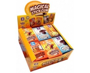 Magical Stick Gum