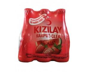 Kizilay Bronwater Watermeloen Aardbei