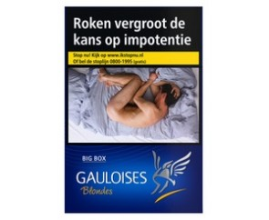 Gauloises Blondes Blue 25