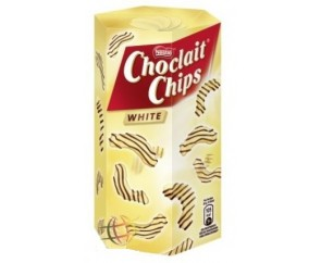 Nestle Choclait Chips Wit