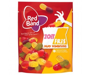 Red Band Duo Winegums