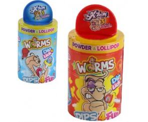Dips 4 Fun Worms