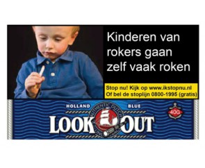 Look Out Holland Blue