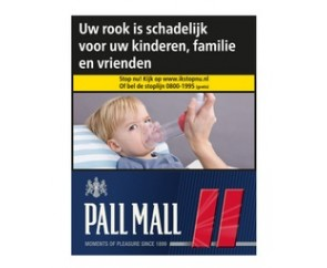 Pall Mall Red Mega