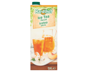 Hardthof Ice Tea Perzik