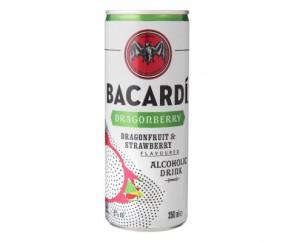 Bacardi Red Dragon