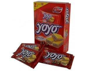 Al Farah YoYo Wafel Chocolade