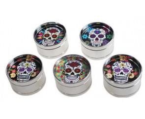 Grinder Candy Skull