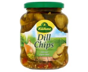Kühne Dill Chips