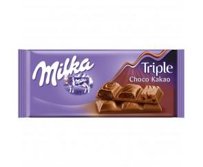 Milka Triple Karamel