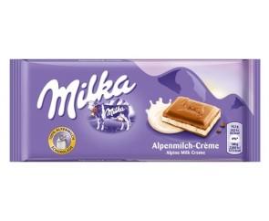 Milka Alpenmelk Creme