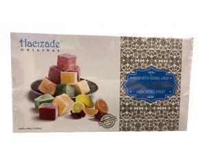 Hacizade Lokum Mix Fruit