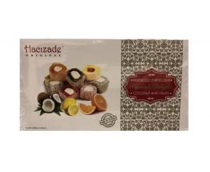 Hacizade Lokum Kokosnoot / Fruit