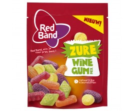 Red Band Zure Winegummix*