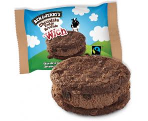 Ben & Jerry`s Chocolate Fudge Brownie Wich