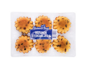 Bakkers Best Rozijnen Stercakejes