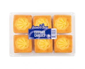 Bakkers Best Custard Cakejes