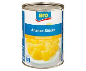Aro Ananasstukjes