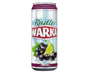 Warka Radler Blackcurrant & Lime