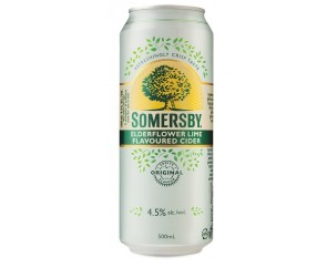 Somersby Elderflower