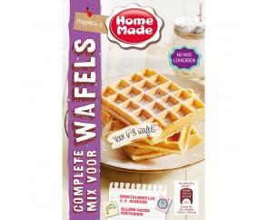 Homemade Mix Wafels