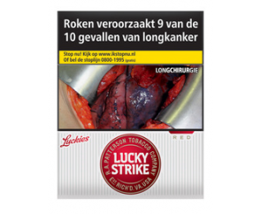 Lucky Strike Red Mega