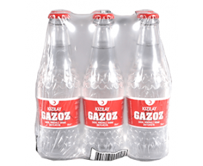Kizilay Gazoz 6 st