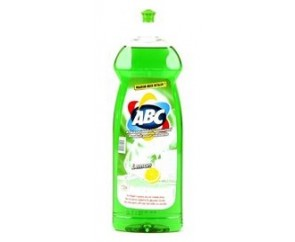 Abc Afwasmiddel Lemon