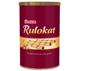 Ulker Rulokat Hazelnoot Chocolade