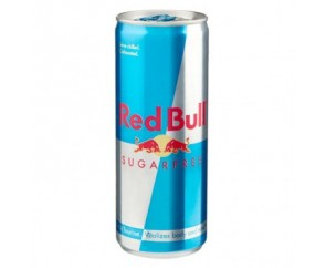 Red Bull Sugerfree