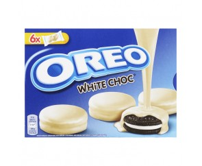 Oreo Biscuits White