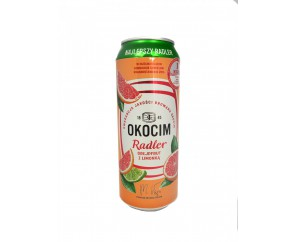 Okocim Radler Grapefruit & Lime