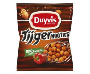 Duyvis Tijgernootjes BBQ