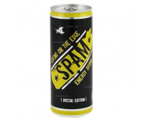 Spam Energy Drink