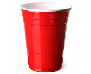 Party Cup Red