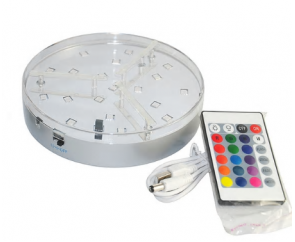 Shisha Led Light Base RGB