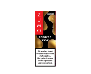 Zumo Tobacco Gold