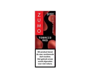 Zumo Tobacco Red