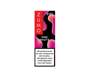 Zumo Pink Fruits