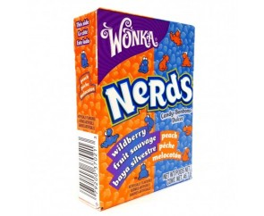 Wonka Nerds Wild Berry